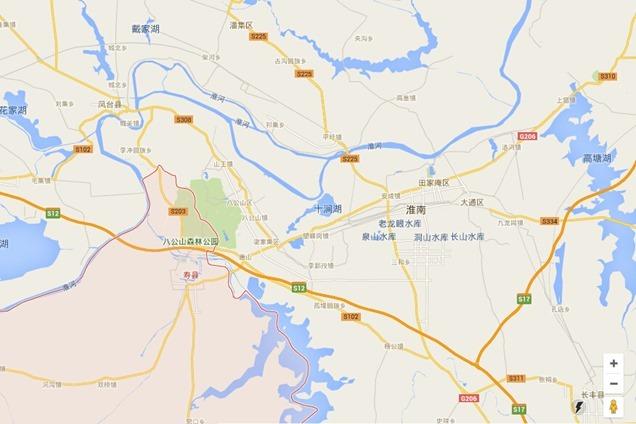 如何看待「寿县划分到淮南」?