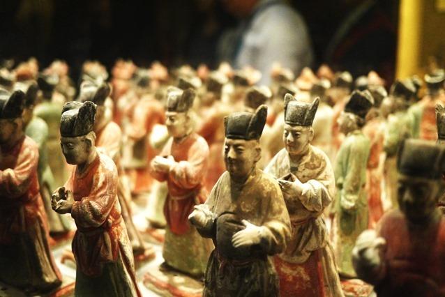 陕西历史博物馆 松下GF5