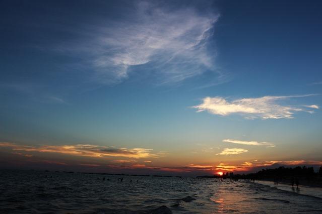 北海银滩 Canon 700D