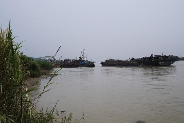 正阳关淮河岸边 Panasonic GF5