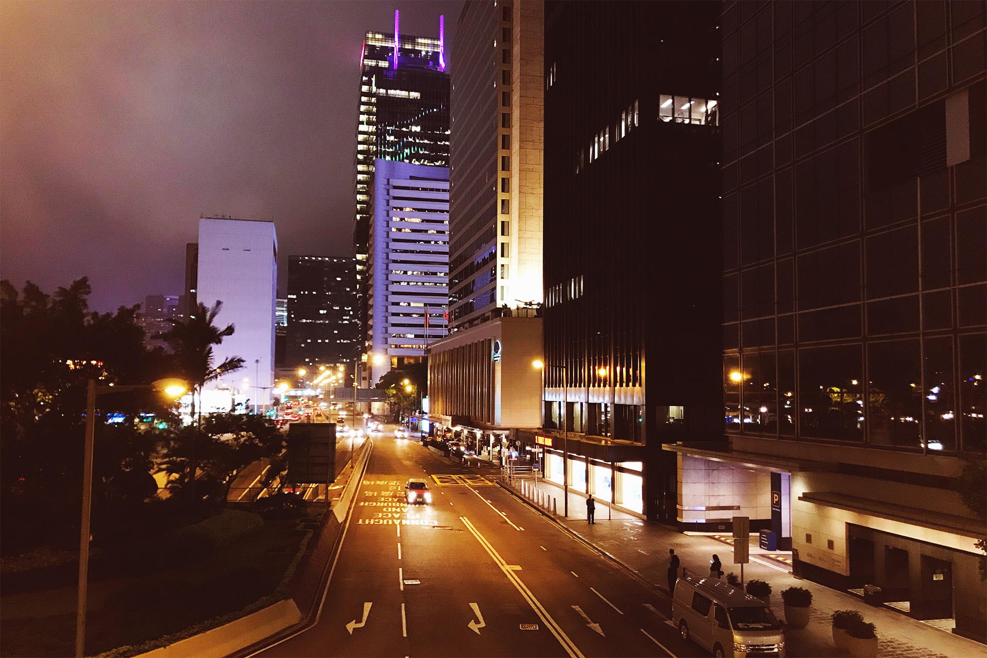 @香港中环 iPhone 7 Plus