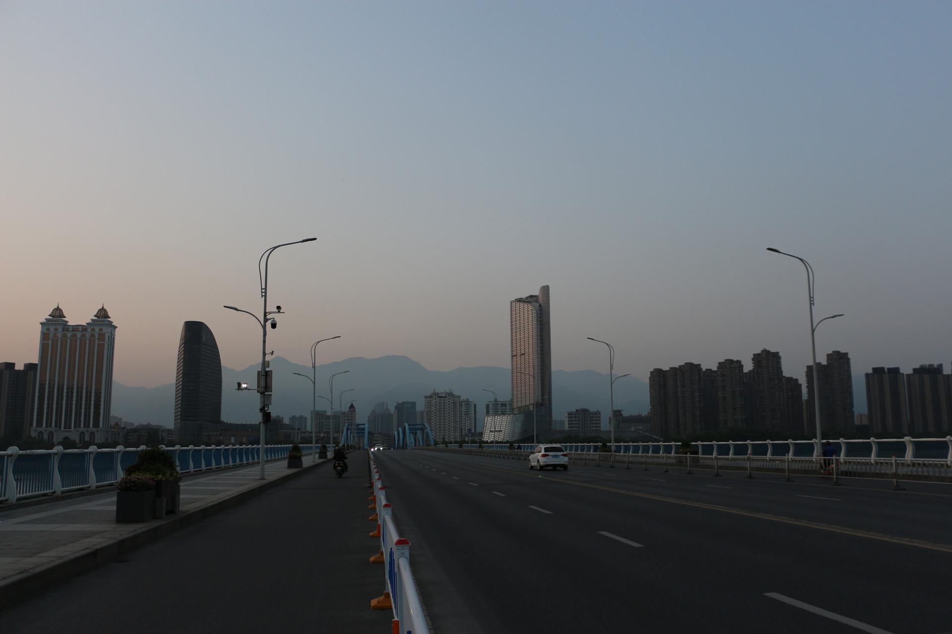 @桐庐县富春江大桥 Canon EOS 700D