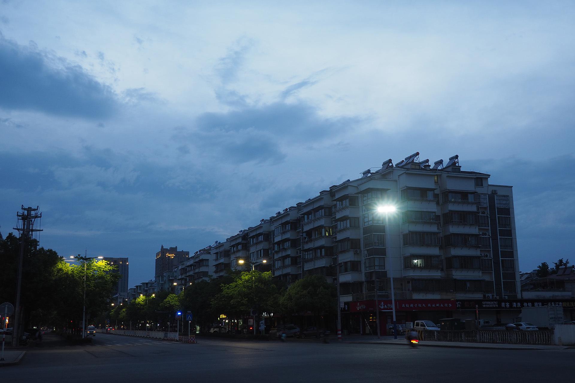 @宁国市火车站前 Olympus EM10 Mark II