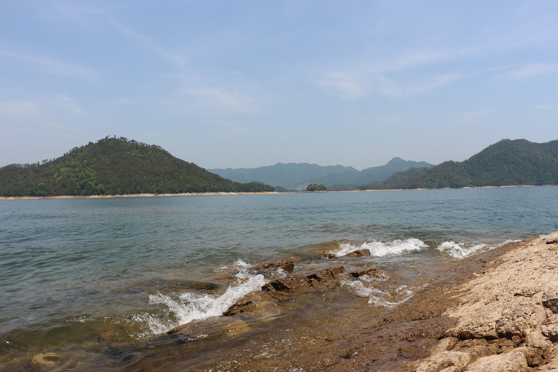 @千岛湖 Canon EOS 700D